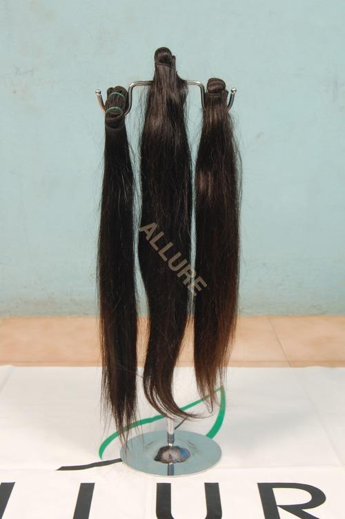 Machine Weft Straight Hair