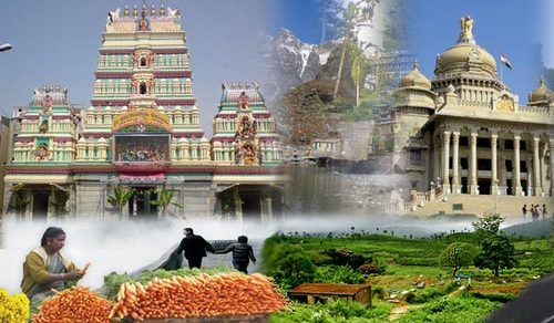 Southern India Golden Triangle Tour