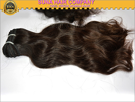 Deep wavy Indian Unprocessed human hair
