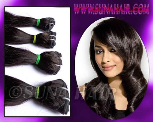 indian wave human hair
