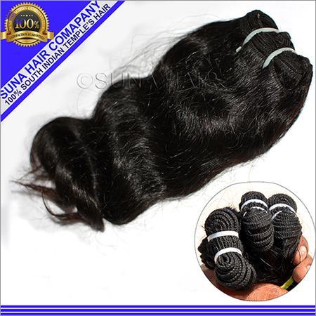 wavy wholesale price weft human hair