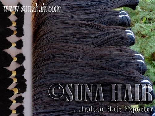 Genuine Natural Hair Bulk