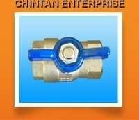 Brass Ball Valve F/F T Handle