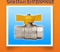 Gas Ball Valve F/F T Handle