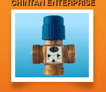 RAW Thermostatic Valve