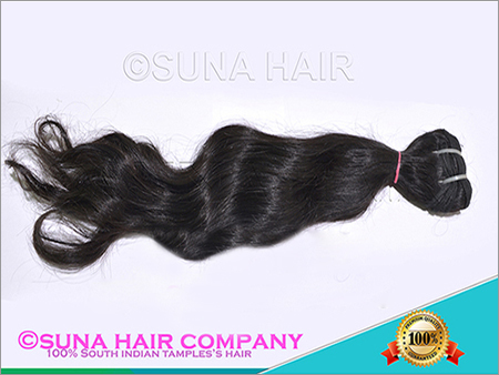wholesale price natural wavy human hair