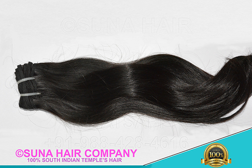 natural straight hair in wholesale price