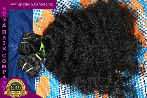 Virgin Beautiful Indian Curly Hair Extension