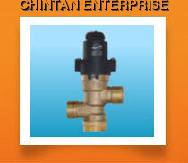 Electrical Shunt Gate Valves Serie VDE