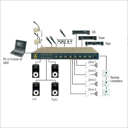 Public Address System