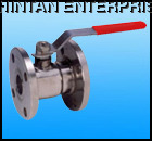 S.S. Single Piece Flanged End
