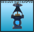 Pulp Valve / Knife Gate Valve