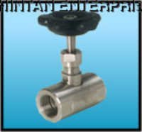 SS Needle Valve Screwed End