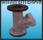 C.I. Strainer Flanged End / Screwed End