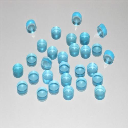 Custom Gas Permeable contact lenses