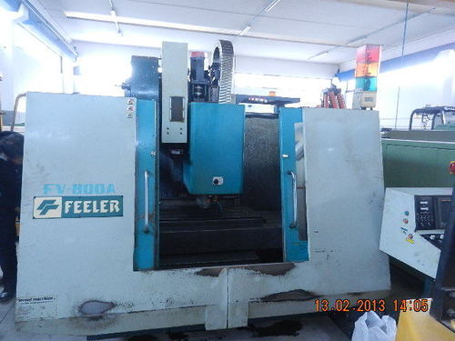 Used Feeler Vertical Machining Centers