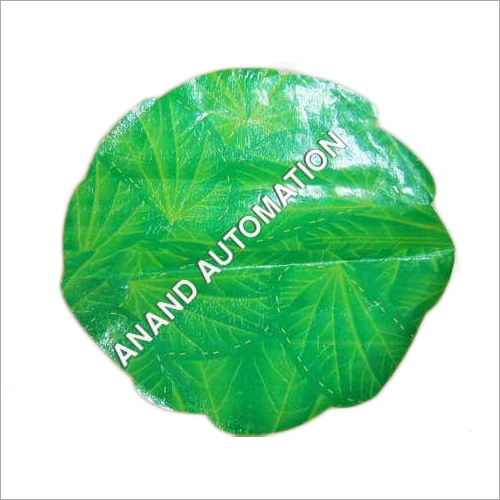 Banana Leaf Paper Plate