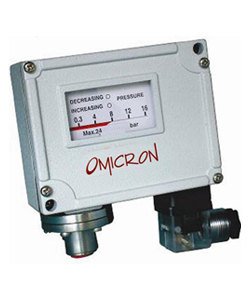 IPS : Industrial Pressure Switch