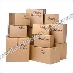 Industrial Goods Packing Services