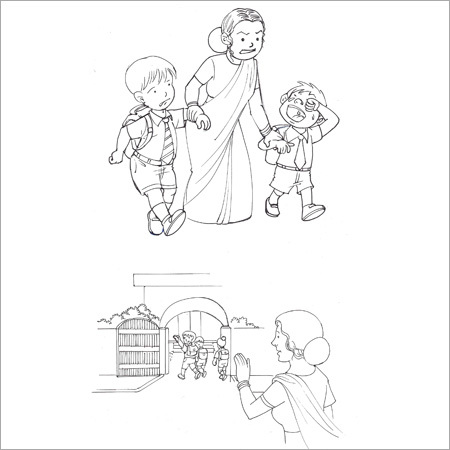 Sketching Designing Services