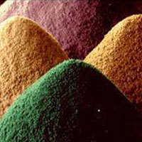 Fast Salt Dyes