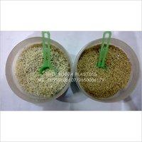 Acrylonitrile butadiene styrene natural granules