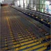 Automatic Rake Type Cooling Bed
