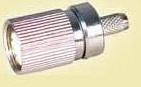 L9 male crimp connector for BT 3002 cable