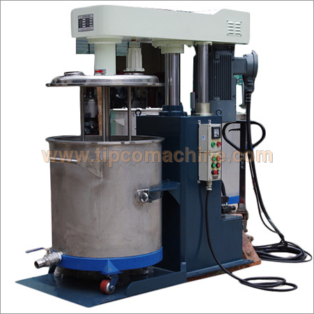 High Speed Disperser (HSD)