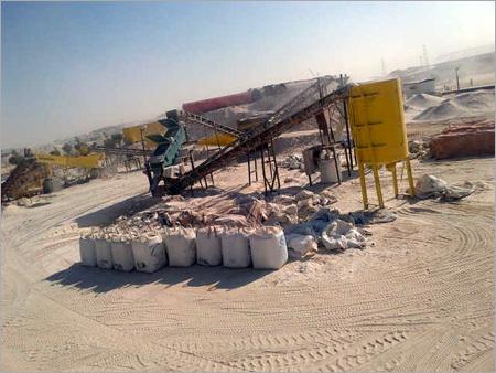 Foundry Silica Sand