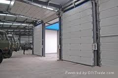 Garage Section Doors