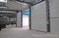 Garage Section Doors