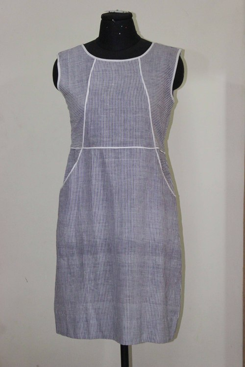 ladies garment made from natural cotton fabric