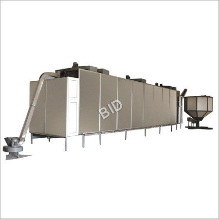 Conveyor Drying Complex Machine