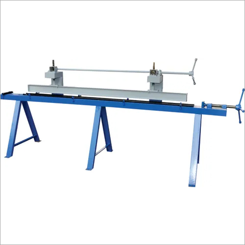 Manual Finger Jointing Machines