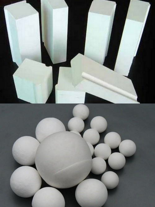 Alumina Balls & Alumina Bricks