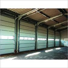 Sectional Doors Manufacturer