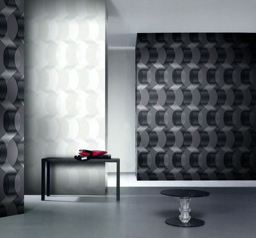 Stylish Art Deco Wallpaper