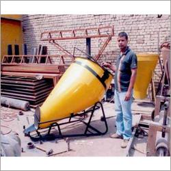 Angular Concrete Bucket