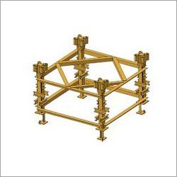 Foundation Anchors Crane