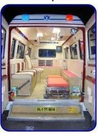 Ambulance Interior Fabrication
