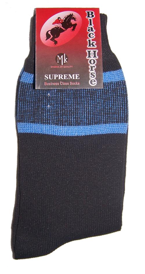 Uniform cotton sock