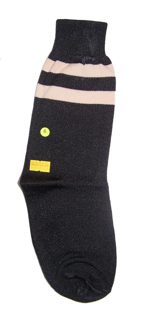 School Stripe Socks