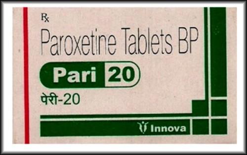 Paxil-Paroxetine