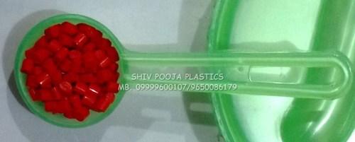 Shiv pooja plastics Red abs granules