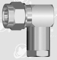 n male connector for quater inch st cable