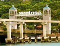Half Day Sentosa Sightseeing Tour