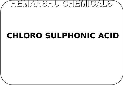 CHLORO SULPHONIC ACID