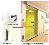 Hermetically Sealing Sliding Doors