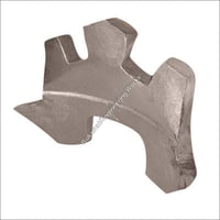 Axle Top Pads Casting